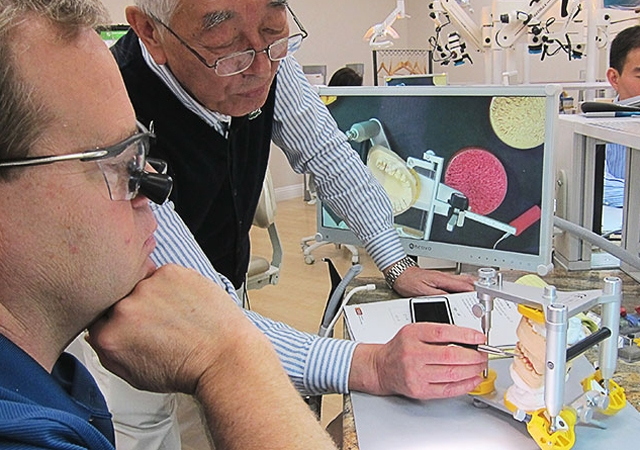 tmd initial therapy course laboratory